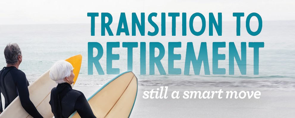 Transition to Retirement is still a smart move