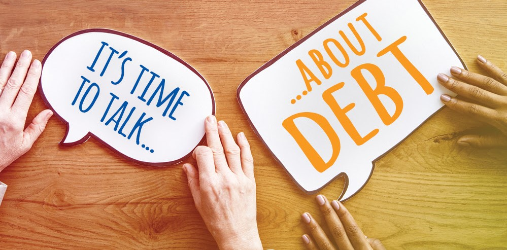 Its time to talk about debt